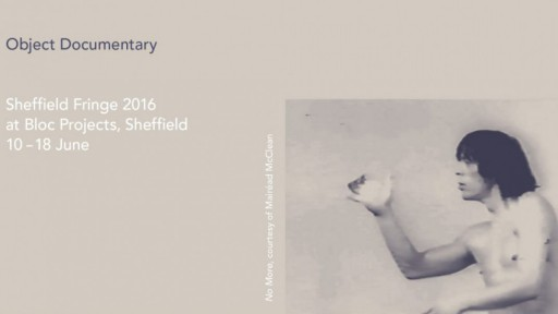 Sheffield Fringe 2016 @ Bloc Projects
